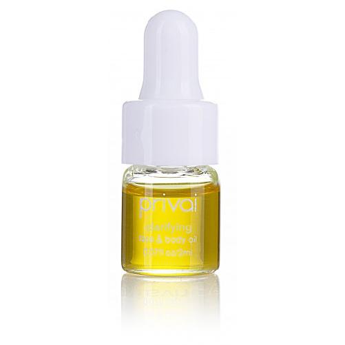 Clarifying Face & Body Oil