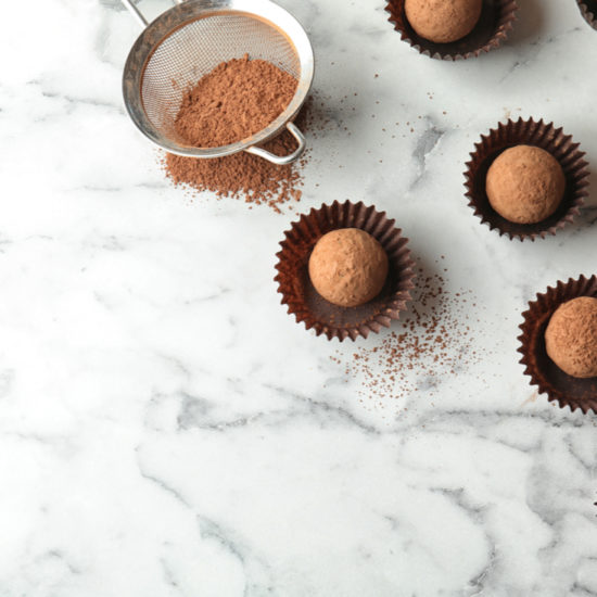 chocolate truffle recipes from privai